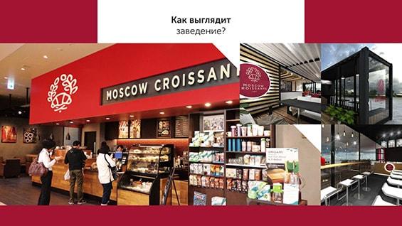 Презентация кафе для торгового центра