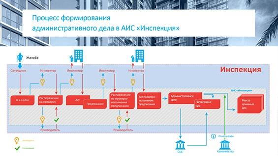 Презентация услуги АИС «Инспекция» компании «ФОРС»