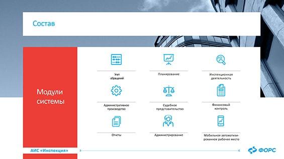 Презентация IT-услуг компании «ФОРС»