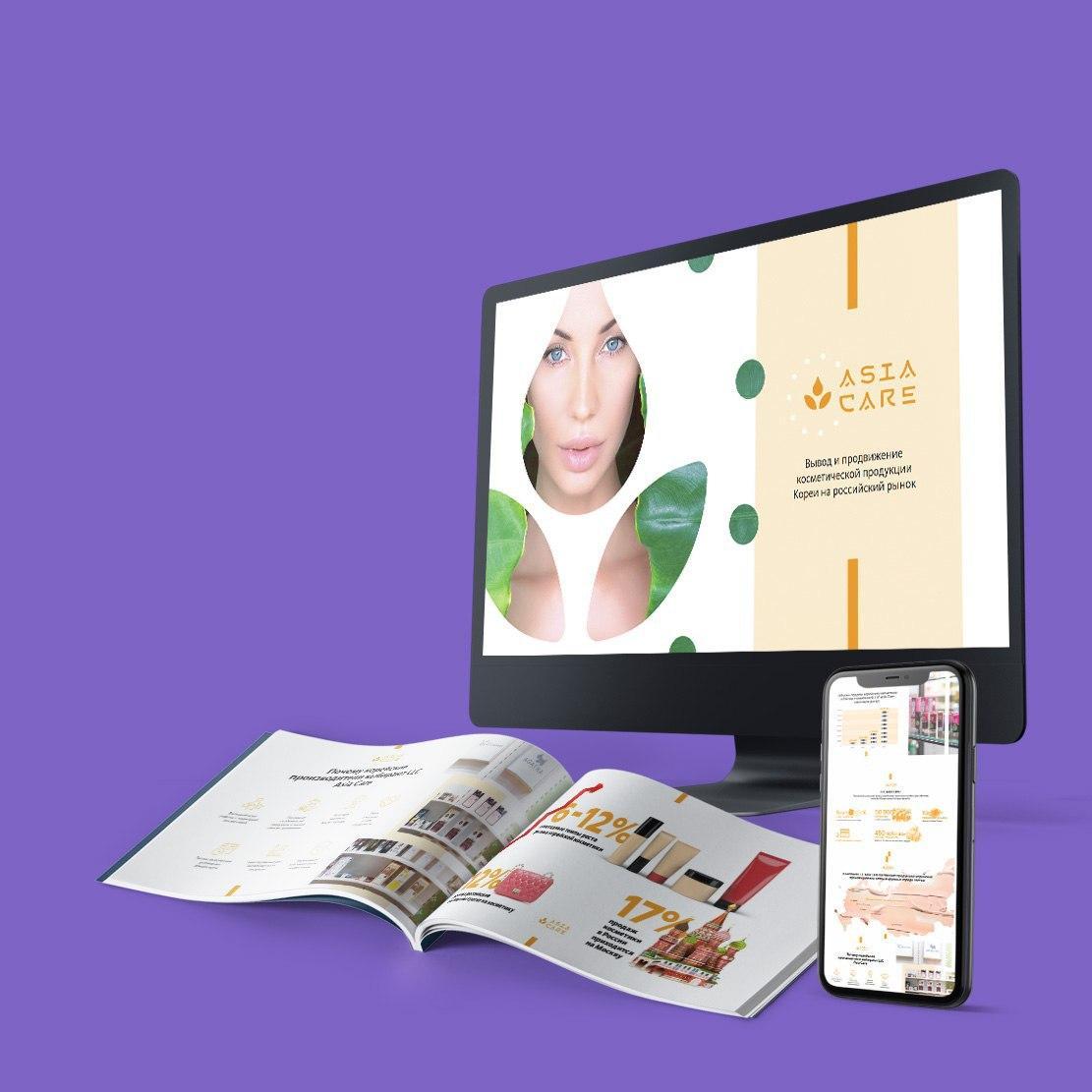 Презентация косметической компании Asia Care