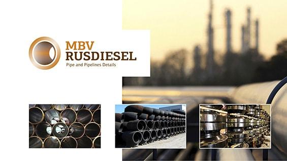 Презентация компании MBV Rusdiesel