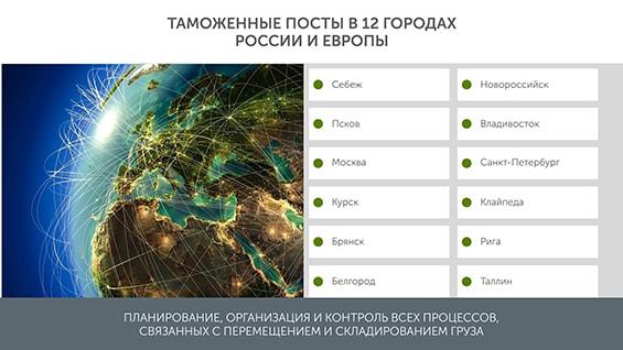 prezentacija-transportnoj-logisticheskoj-kompanii-tamozhennye-posty-gorodah-evropy