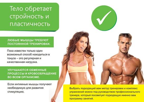 Презентация услуг для фитнес-клубов