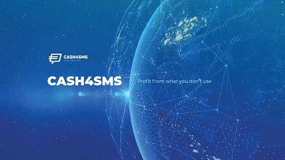 Презентация для IT-компании CASH4SMS